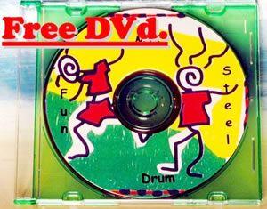Steel drum free dvd