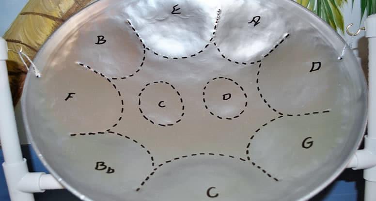 14-inch steel drum by Steel Drum Source