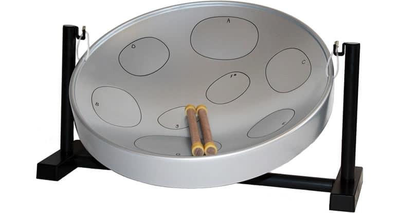 Panyard table top steel drum review