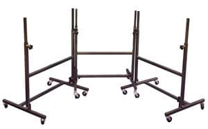 Steel drum stand
