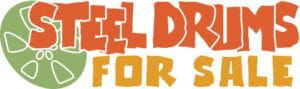 Steel drum logo