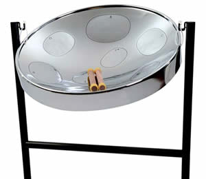 Steel pan instrument